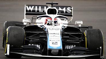 Sensacyjna zmiana kierowcy w Williamsie? Walczył z Kubicą, teraz może zostać na lodzie