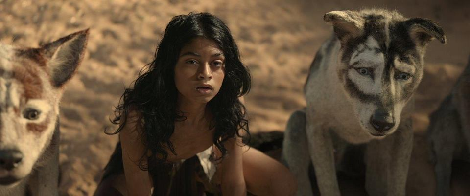 'Mowgli: Legenda dżungli'
