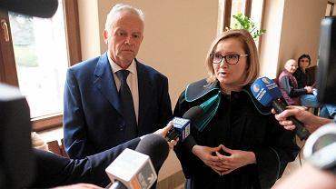 Proces Mirosława K. w Sądzie Rejonowym w Przemyślu