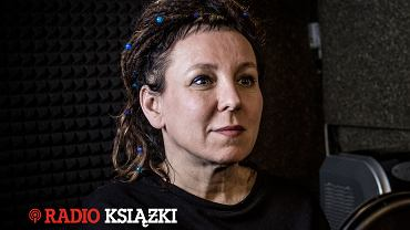 Olga Tokarczuk w Radiu Książki