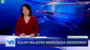 'Wiadomości' TVP z 14 listopada 2019