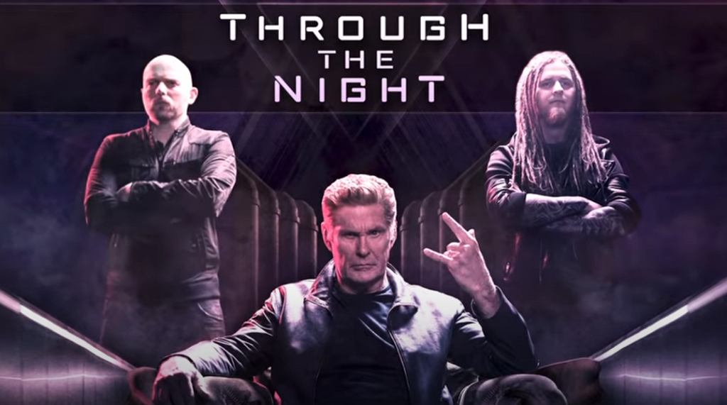 David Hasselhoff Made A METAL Song! (Get A First Look Here)