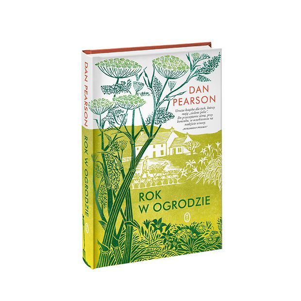 Książka 'Rok w ogrodzie', Dan Pearson