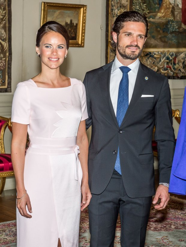 2015-05-31, Stockholm, Sweden In pic: Prince Carl Philip, Miss Sofia Hellqvist Historically, state visits from India in Sweden. President of India Shri Pranab Mukherjee will pay a State Visit to Sweden 31 May to 2 June 2015 the invitation of HM King Carl Gustaf of Sweden. The Government will participate with several ministers in this event. The main themes of the visit is innovation and sustainable development with a focus on urban city development, and science and research. All Over Press  Carl Philip de Suede;Sofia Hellqvist