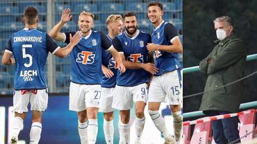 Kazimierz Moskal chciałby wkrótce zobaczyć w Polsce chociaż jedną drużynę grającą tak jak Lech Poznań