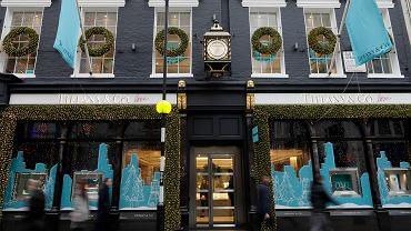 Kultowy Tiffany sprzedany. Został kupiony za ponad 16 mld dolarów przez właściciela Louis Vuitton