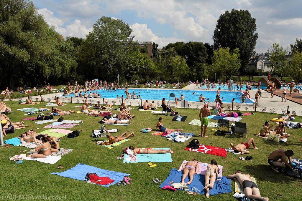Baseny w Warszawie - basen na Szczęśliwicach
