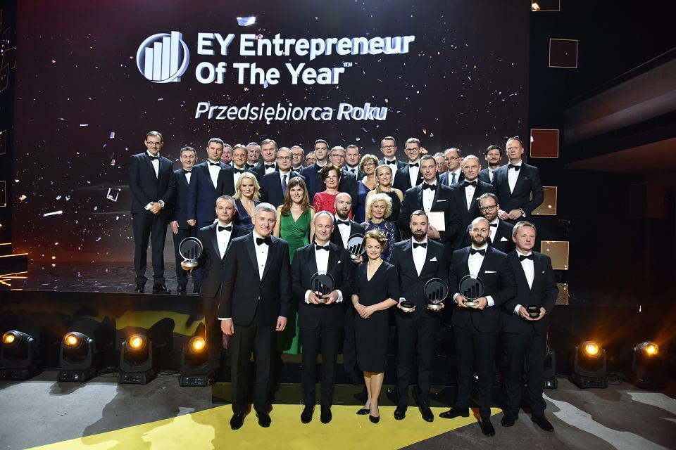 Przedsiębiorca Roku 2019. Gala finałowa konkursu EY