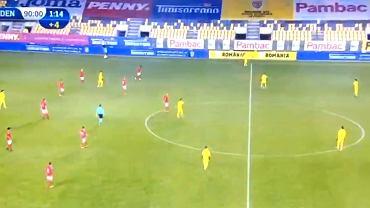 Mecz Rumunia - Dania w eliminacjach do Euro U-21
