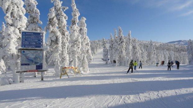 Levi / Kittilä, Finlandia