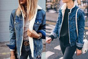Absolutny must have tej jesieni- ocieplane kurtki jeansowe