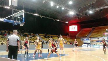 Mecz Basket Gdynia - Widzew Łódź