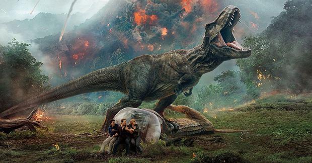 'Jurassic World: Upadłe królestwo', reż. J.A. Bayona, dystrybucja United International Pictures Sp z o.o.