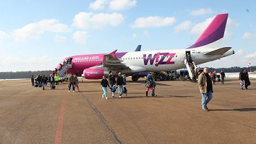 Wizz Air poleci z Warszawy na lotnisko Paryż-Orly