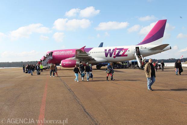 Nowa trasa Wizz Aira z Polski. Poleci do Paryża. Nie trzeba będzie daleko jechać