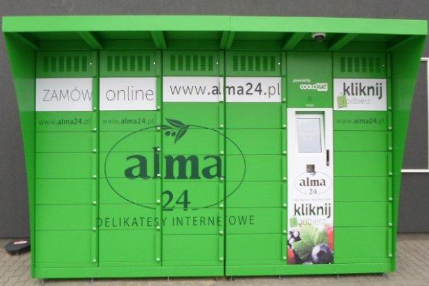Coolmaty Almy stanęły na razie w pięciu miejscach w Warszawie