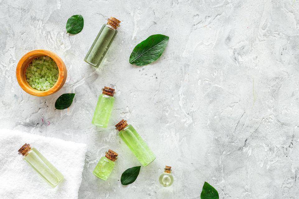 Kosmetyki z zielona herbatą