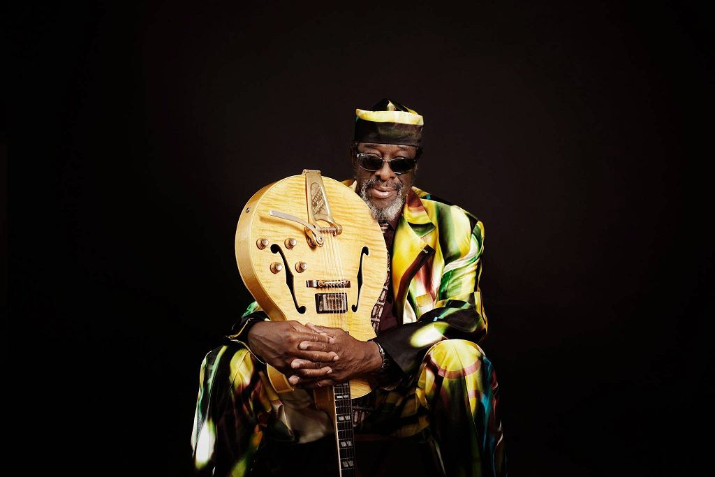 James 'Blood' Ulmer / James 'Blood' Ulmer/JULIA WESELY