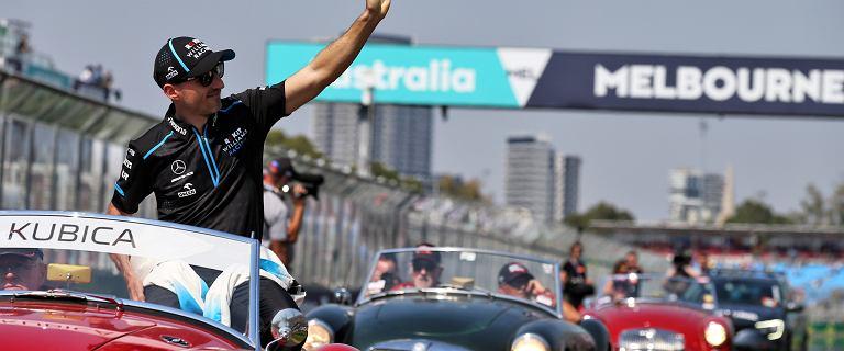 F1. Dziennikarz wskazał kluczową rolę Roberta Kubicy w wyjściu Williamsa z kryzysu