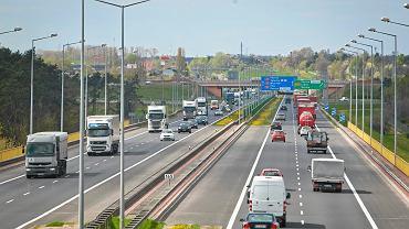 Autostrada A2, obwodnica Poznania