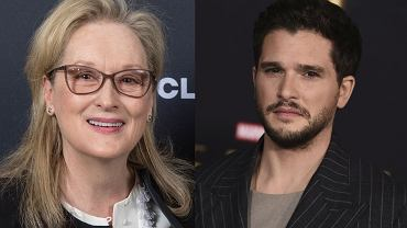 Meryl Streep i Kit Karington