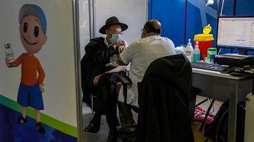 Izrael zwiększy liczbę szczepień do 170 tys. dziennie. Dzięki specjalnej umowie z Pfizerem