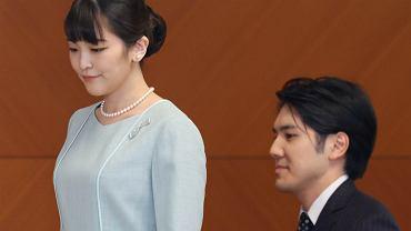 Sprzeciwiła się bliskim i wyszła za chłopaka z ludu. Japońska księżniczka Mako straciła tytuł i przeprowadziła się do USA