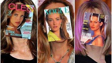 Supermodelki z lat dziewięćdziesiątych: Stephanie Seymour, Tatjana Patitz i Karen Mulder