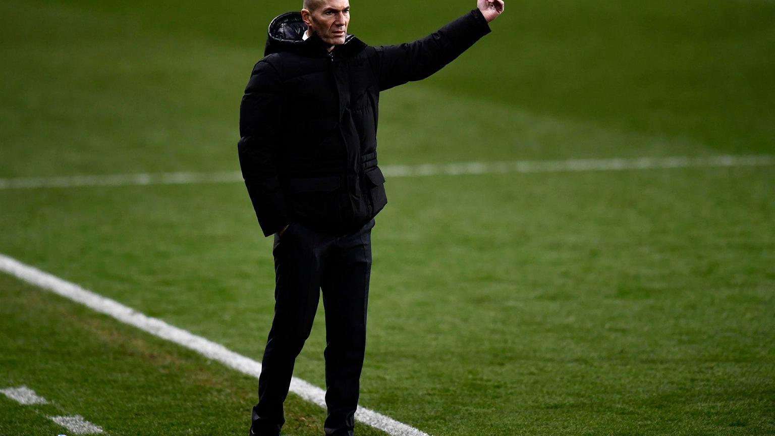 Real Madryt. Gigantyczne problemy Zidane'a.