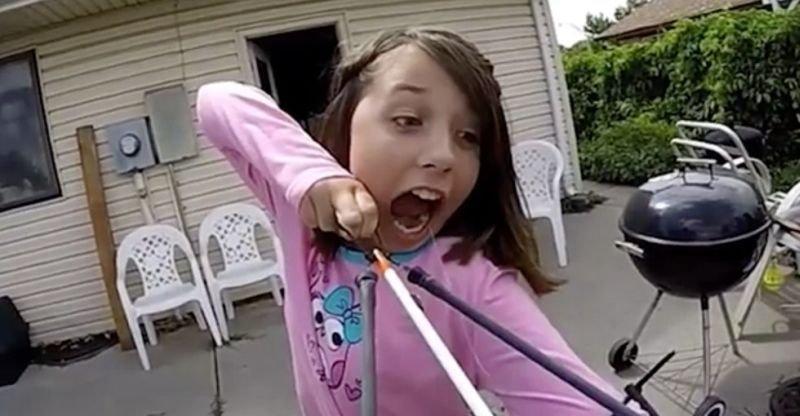 Nietypowy sposób na wyrwanie zęba