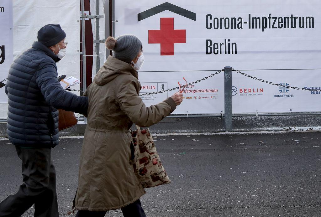 Koronawirus w Niemczech (zdjęcie ilustracyjne)