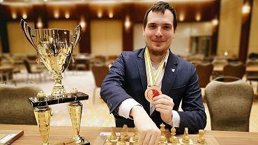 Kacper Piorun z brązowym medalem mistrzostw Europy