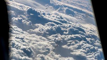 Bombowce B-52 nad Europą