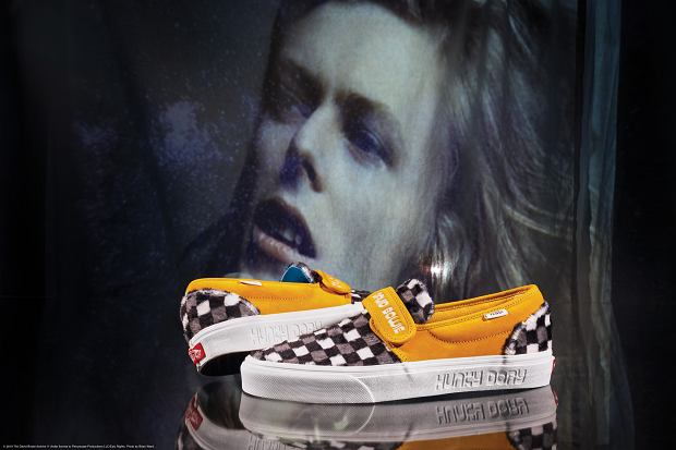 Kolekcja Vans x David Bowie