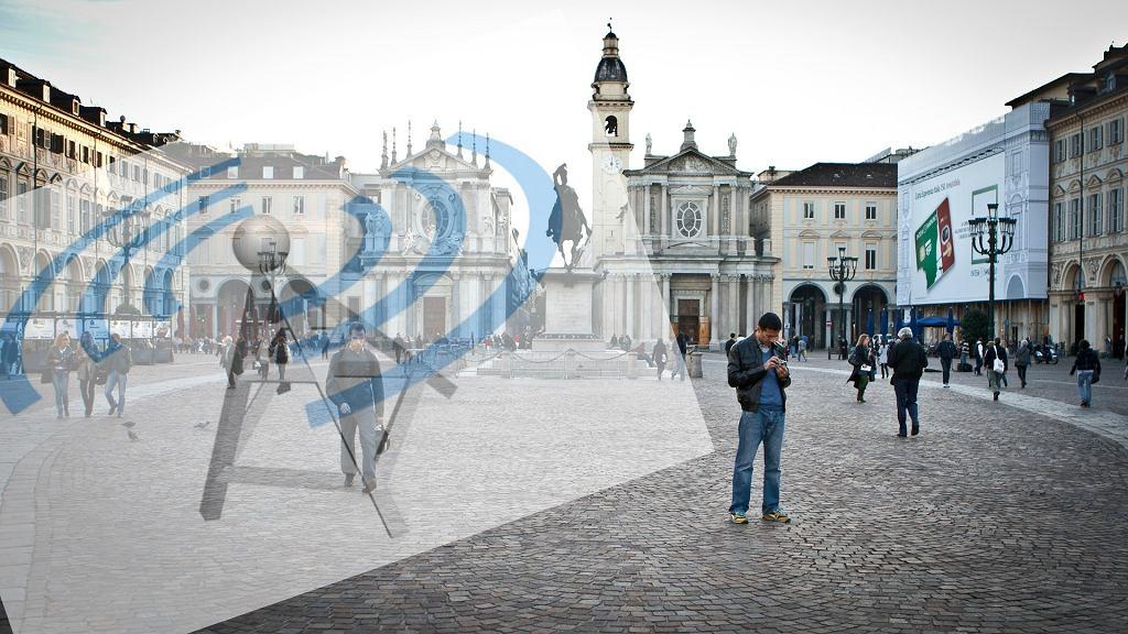 Torino wi-fi