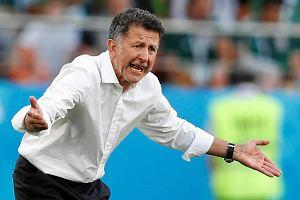 Mistrzostwa świata w piłce nożnej 2018. Brazylia - Meksyk. Juan Carlos Osorio: Piłka nożna to gra dla mężczyzn, a nie klaunów