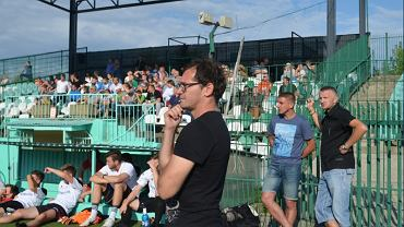 Mirosław Siara, trener Pilicy Białobrzegi