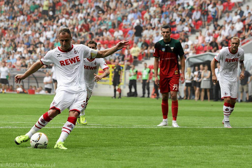 GKS Tychy - 1. FC Koeln 0:1