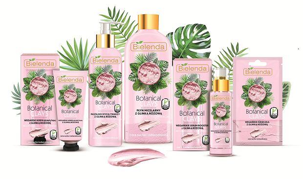 Kosmetyki Bielenda z różową glinką