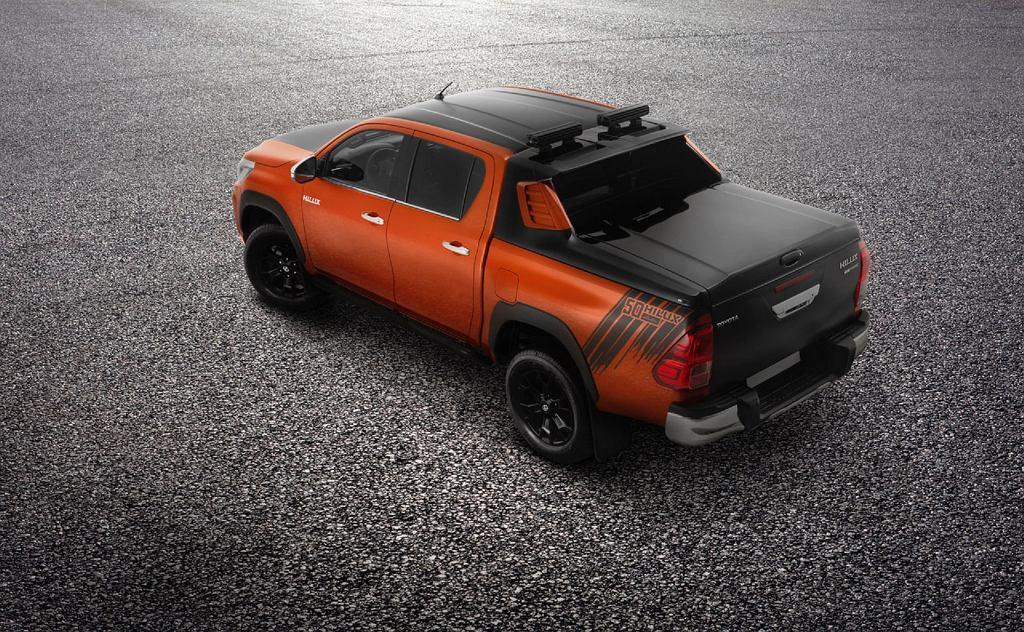 Oto najbardziej rozpoznawalny pikap na świecie - Toyota Hilux