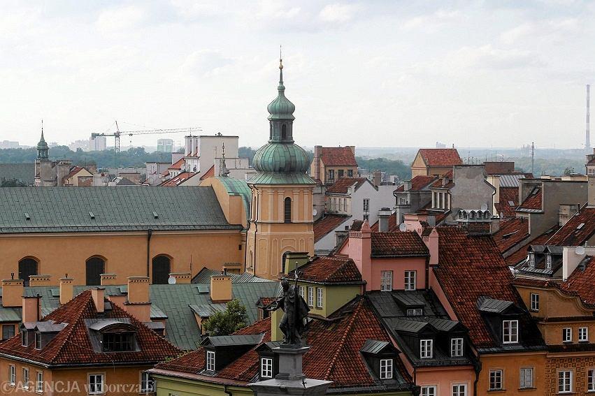 Warszawa. Stare Miasto