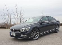 Opinie Moto.pl: Volkswagen Passat 2.0 TSI 4MOTION - skromny, ale potężny. Jeździliśmy najszybszą wersją klasyka
