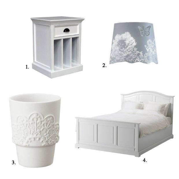 meble i dekoracje do sypialni