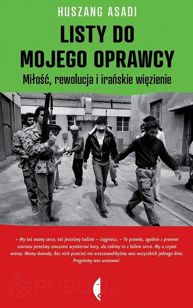 Książka Huszanga Asadiego