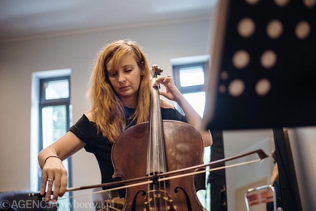 Resina: wielka kariera wiolonczelistki