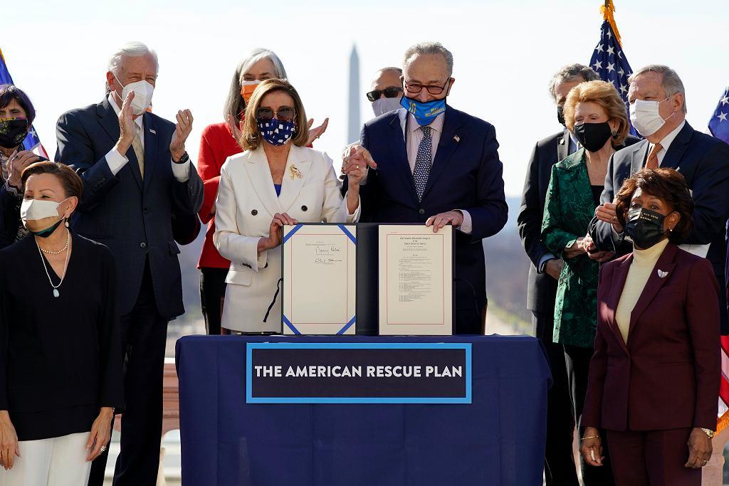 Amerykański Plan Ratunkowy