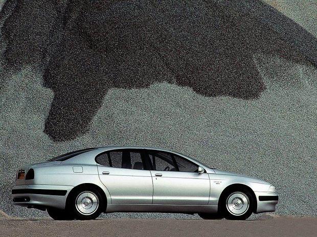 Italdesign Jaguar Kesington (1990)