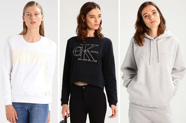 Nowości, przeceny, wyprzedaże: markowe bluzy na wyprzedaży! Calvin Klein, Tommy Hilfiger, Abercrombie & Fitch
