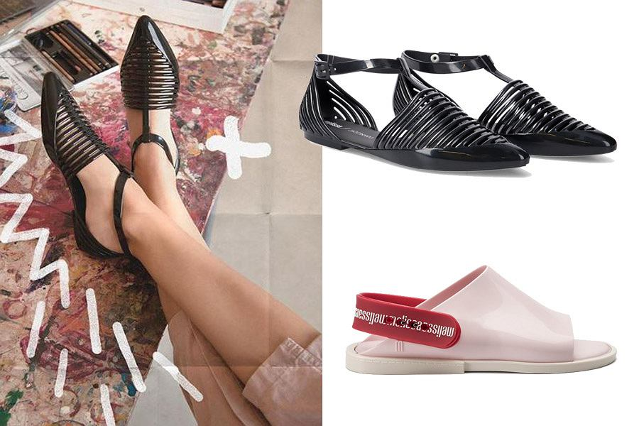 9a0c93db21fb1 Sandały Melissa - modne modele w dużo niższej cenie