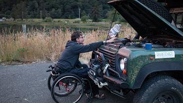 Wheelchair Trip - wyprawa Macieja Kamińskiego i Michała Worocha